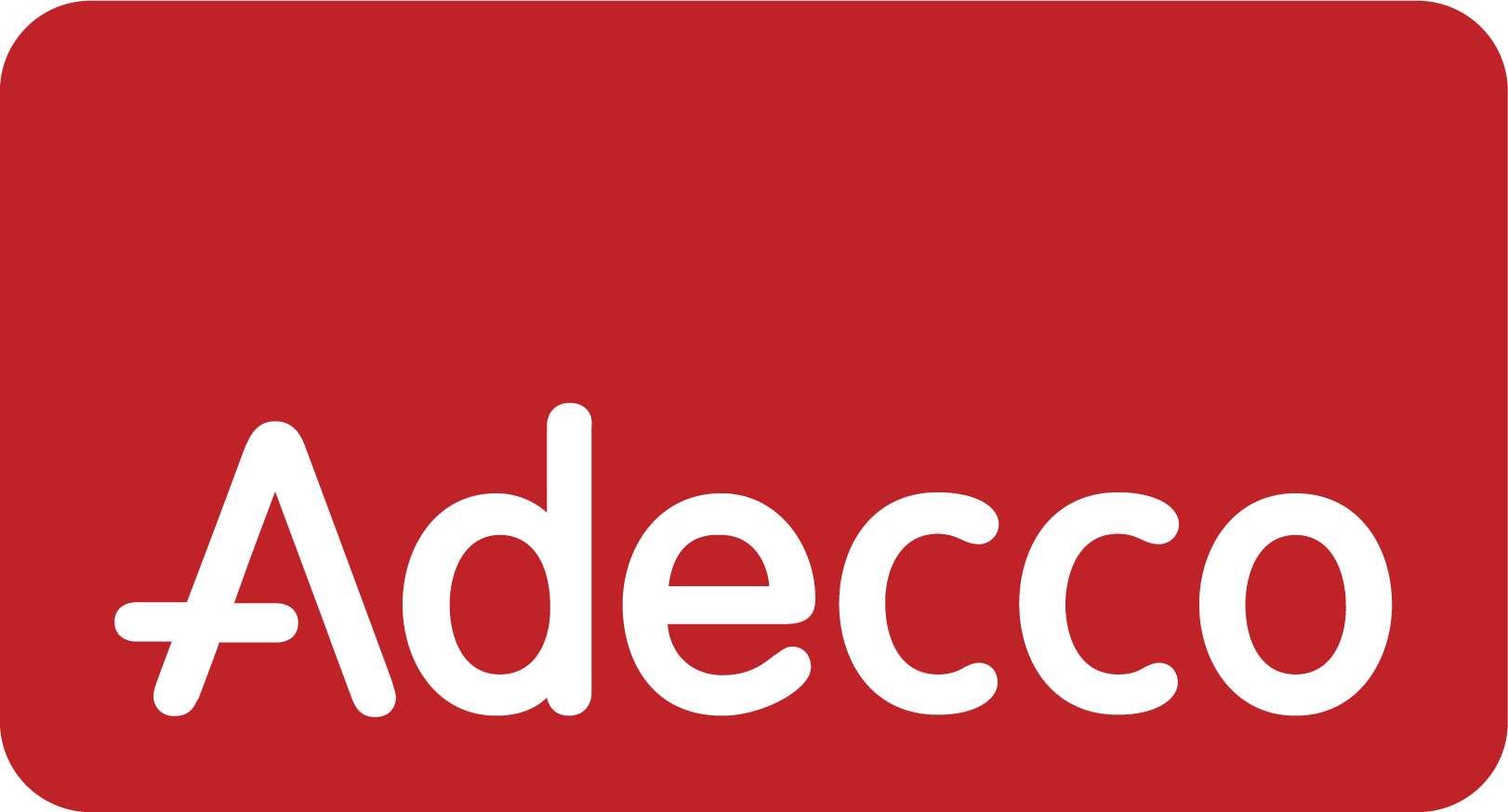 Our client: Adecco logo