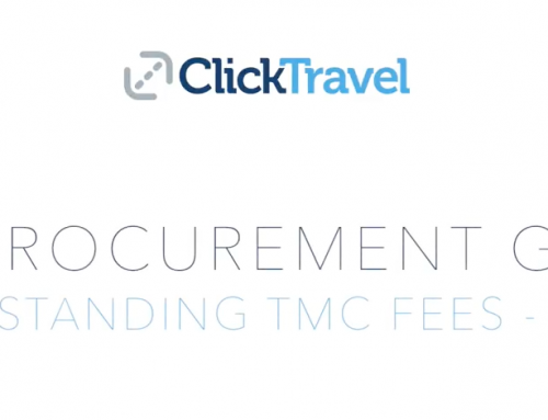 [VIDEO] The Procurement Guide – Understanding TMC fees, Part 1