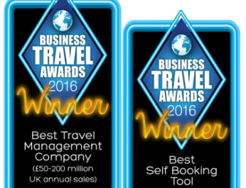 Click Travel wins two key awards at the Business Travel Awards