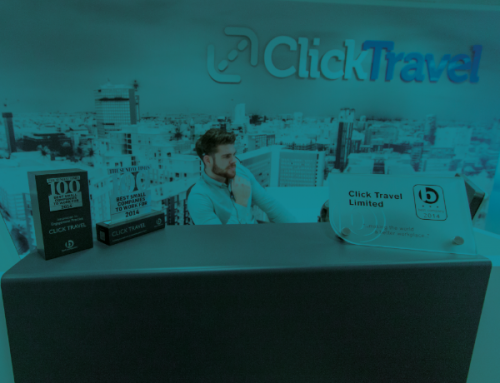 Click Travel to hit record £40m in new business…