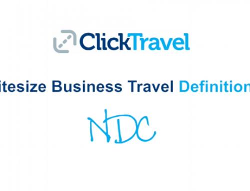 [VIDEO] Bitesize Business Travel Definition: NDC