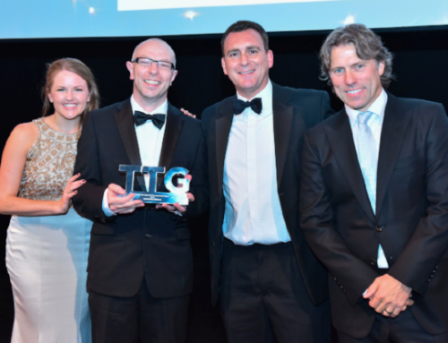 Click scoops Business Travel Agent of the Year at the TTG Awards