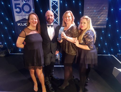 Click wins TTG's Top Business Travel Agency for third year in a row