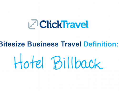 [VIDEO] Bitesize Business Travel Definition: Hotel Billback
