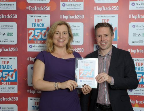 Click ​Travel ​makes ​Sunday ​Times ​Top Track ​250
