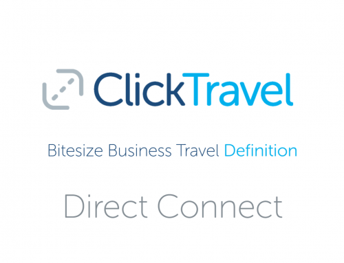 [VIDEO] Bitesize Business Travel Definition : Direct Connect