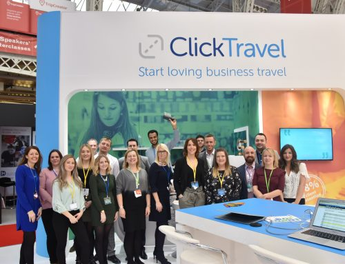 CLICK TRAVEL NAMED ONE OF BRITAIN'S BEST PLACES TO WORK FOR FIFTH YEAR RUNNING