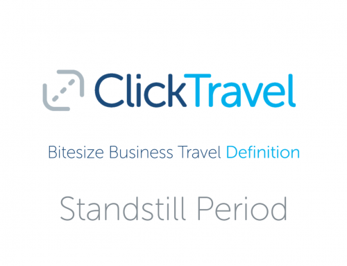 [VIDEO] Bitesize Business Travel Definition : Standstill period