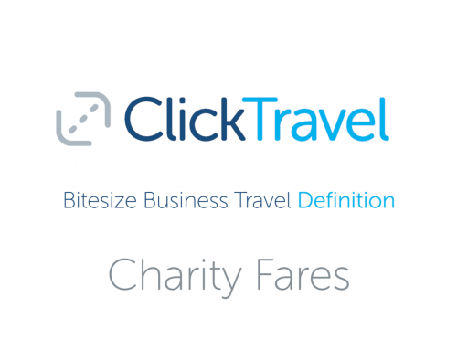 [VIDEO] Bitesize Business Travel Definition : Charity fares