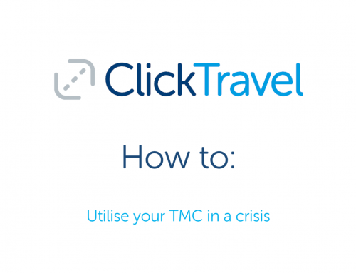 [VIDEO] How to utilise your TMC in a crisis