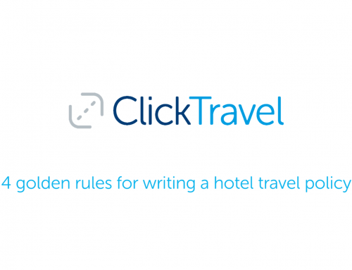 [VIDEO] 4 golden rules for writing a hotel travel policy
