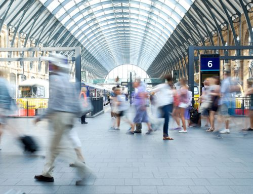 Silverrail report finds 80% of rail bookings made offline