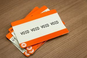 How to stop staff booking Anytime train tickets