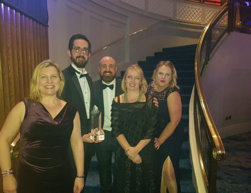 Click Travel wins Best Self-Booking Tool at the Business Travel Awards