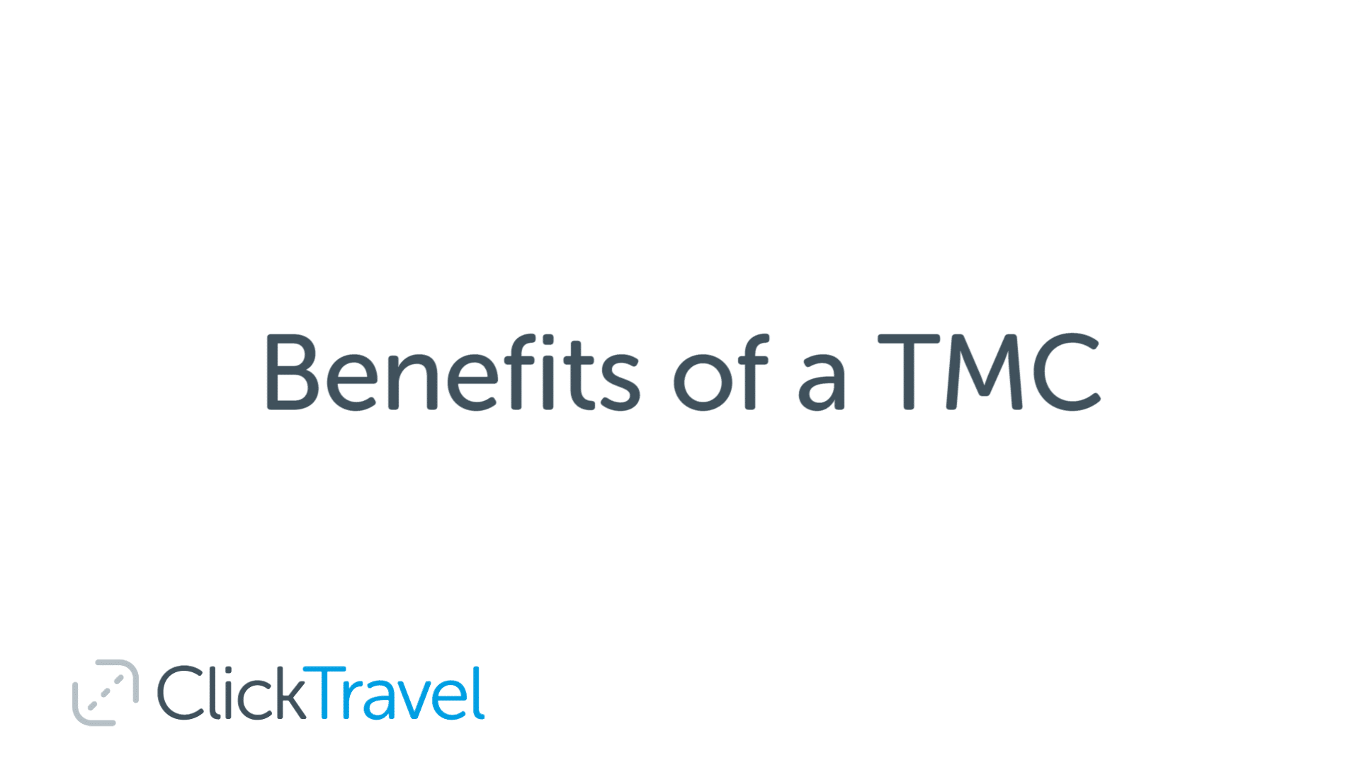 the benefits of a travel management company