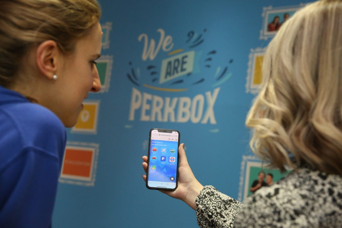 Click Travel helps Perkbox go global
