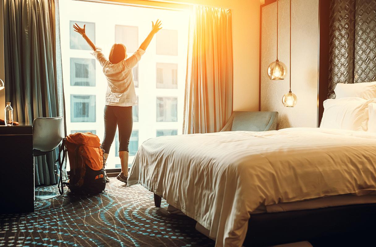 the definition of hotel billback