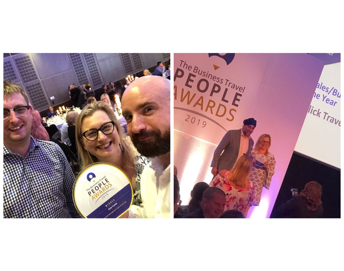 the business travel people awards