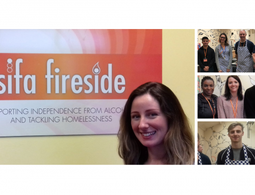 The importance of giving back; Click Travel and Sifa Fireside