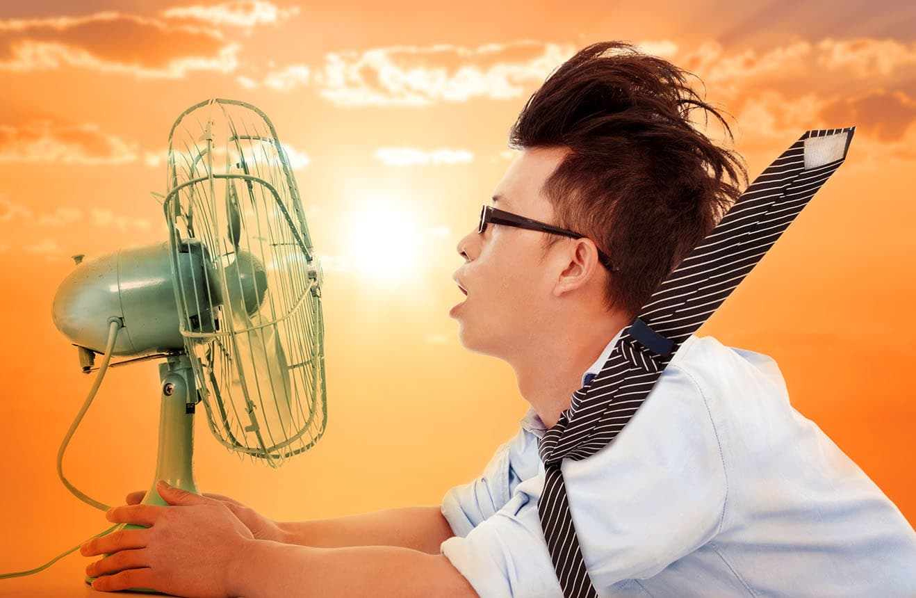 Top tips for business travel during a heatwave
