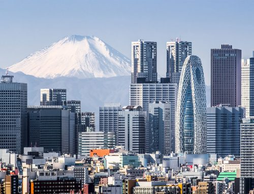 Five top tips for business travel to Japan