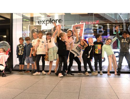 Children descend on Click Travel HQ for bring your kids to work day